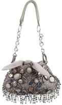Jamin Puech Mini Bead-Embellished Shoulder Bag