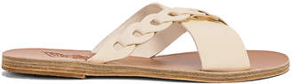 Ancient Greek Sandals Thais Links Sandals in Off White | FWRD