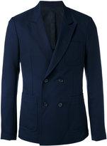 Ami Alexandre Mattiussi double-breasted blazer - men - Cotton/Acetate/Wool - 46
