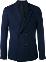 Ami Alexandre Mattiussi double-breasted blazer - men - Cotton/Acetate/Wool - 48