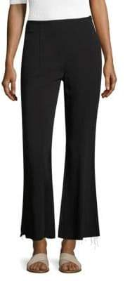 Elizabeth and James Carel Cropped Flared Pants