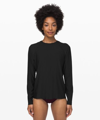 Lululemon Sun Shelter Long Sleeve Rash Guard *Online Only