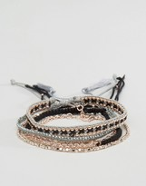 Aldo Birnbaum Rose Gold Stacking Bracelets