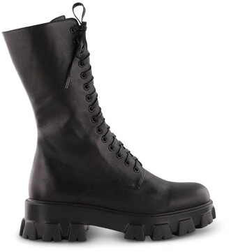 Tony Bianco Seattle Black Como Calf Boots