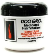 Doo Gro Medicated Hair Vitalizer Extra Light