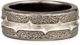Stephen Webster Men's Highwayman Silver Band Ring, Size 10.25