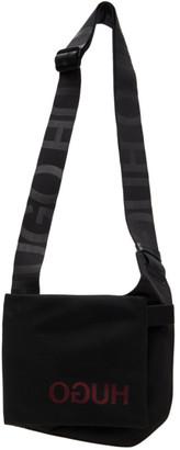 HUGO BOSS Black Record Crossbody Bag