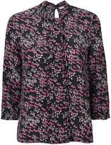 L'Autre Chose patterned blouse
