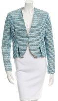 Balenciaga Structured Tweed Jacket w/ Tags
