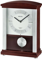 Seiko Contemporary Classics Mantel Clock Brown Qxw440blh