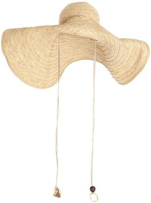 Ruslan Baginskiy Oversize Brim Hat