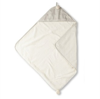 Pehr Hooded Towel Pebble