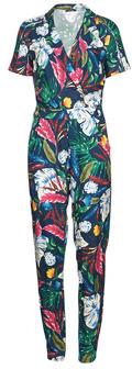 One Step ROSLYN women's Jumpsuit in Multicolour