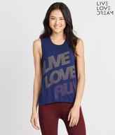 LLD Live Love Run Muscle Tank
