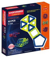 Household Essentials Magformers Magnetic Building Classic Set - 62 Pc