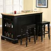 Bed Bath & Beyond Pennfield Kitchen Island with Stool