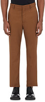 Marni MEN'S SLIM TROUSERS-TAN SIZE 50 EU