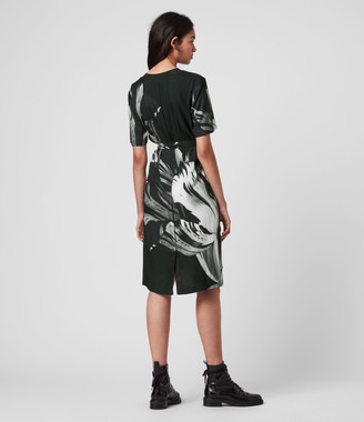 AllSaints Trace Kannur Dress