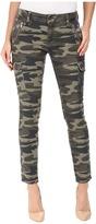 Mavi Jeans Juliette Skinny Cargo in Military Camouflage