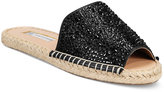 INC International Concepts Women's Ilata Embellished Espadrille Flat Sandals, Created for Macy's