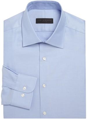 Ike Behar Micro Striped Shirt