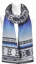 Kenzo Winter Tiger scarf