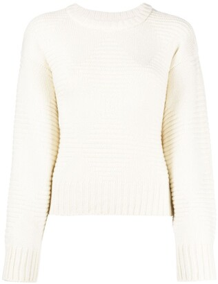 Pringle Diamond Knit Jumper