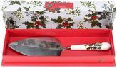 Portmeirion Holly and Ivy 2-Piece Cake Knife and Server Set