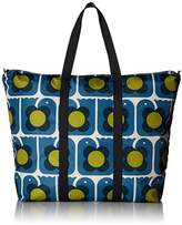 Orla Kiely Love Bird Prints Foldaway Travel Bag