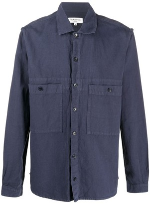 YMC Doc Savage relaxed-fit shirt