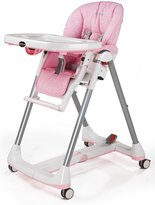 Peg Perego USA Prima Pappa Diner High Chair - Savannah Rose