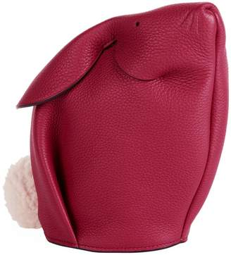 Loewe Mini Leather Bunny Bag