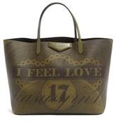 Givenchy Antigona Printed Shopper - Beige