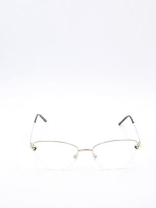 Cartier Square Frame Glasses