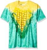 Liquid Blue Men's Corn V T-Shirt