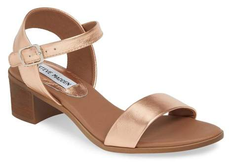 88ac82d648f April Block Heel Sandal (Women)