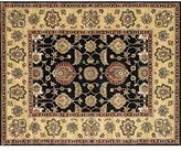Loloi Rugs Loloi Maple Mp15 Wool 5Feet By 7Feet 6Inch Area Rug Blackgold