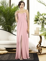 Dessy Collection - 2879 Gown In Rose