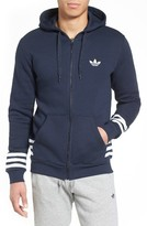adidas Men's Street Graphic Zip Hoodie