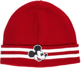 GCDS Mickey Mouse Logo Beanie