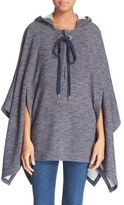 See by Chloe Knit Hooded Poncho