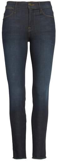 Frame High Waist Skinny Jeans