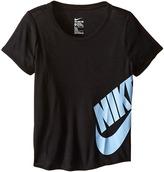 Nike Futura Training T-Shirt (Little Kid/Big Kid)