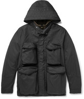 Nemen - Shell Hooded Jacket With Detachable Liner