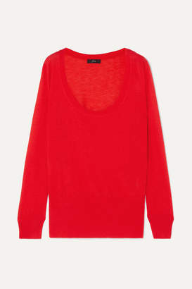 J.Crew Lyocell-blend Sweater - Red