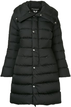 Junya Watanabe Comme Des Garçons Pre Owned Fitted Puffer Down Coat