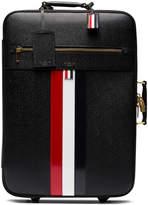 Thom Browne Pebble Grain Leather Suitcase