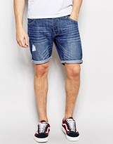 Brave Soul Denim Shorts