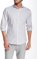 Vince Camuto Gingham Slim Fit Shirt