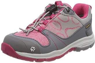 Jack Wolfskin Girls' GRIVLA Texapore Low G Hiking Shoe